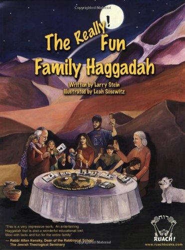 The Really Fun Family Haggadah