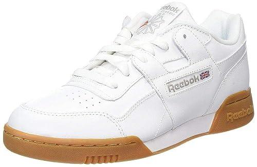 Zapatillas Reebok Classic Workout Plus BlancasGum para