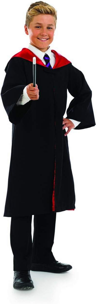 Fun Shack Negro Brujo Disfraz para Niños y Niñas - XL