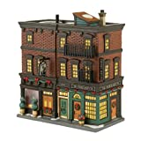 Department 56 Christmas in The City Village Soho Shops Lit House, 7.67-Inch offers
