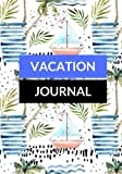 img - for Vacation Journal: Beach Fun Travellers Notebook, Books, Holiday Scrapbook,Travel Planner, Keepsake, Log, Memories | Destination Checklist | Medium Softback (World Cultures) (Volume 17) book / textbook / text book