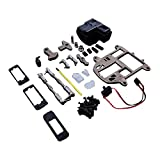 TOP SPEED RC WORLD Steering System With Plastic Battery Case Kit Upgrade For Hpi Baja 5B 5T 5SC