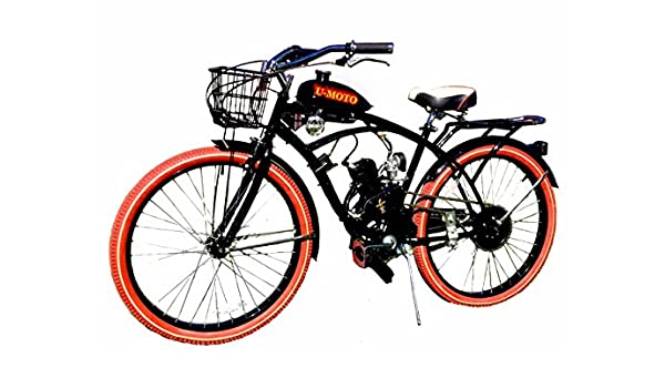 Amazon com: NEW DIY COMPLETE 66CC/80CC 2-STROKE MOTORIZED