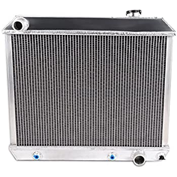 3 Row Aluminum Radiator For Chevy GM Pickup Truck 1960 1961 1962 Manual MT