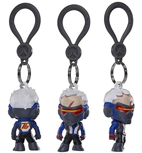 Official Overwatch Soldier 76 Figure Hanger from Blizzard En