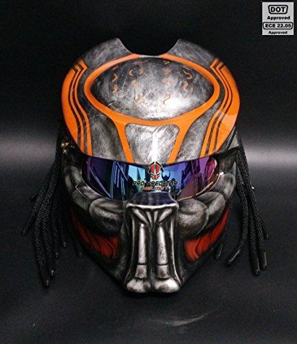 Custom Airbrush Helmets - 1