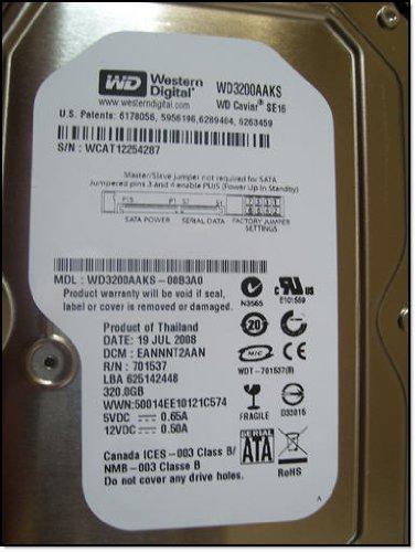 WD WDAC21200-23H 1.2GB IDE DRIVE (WDAC2120023H)