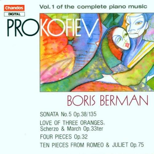 Prokofiev Sonates pour piano - Page 3 518mzPH1fHL