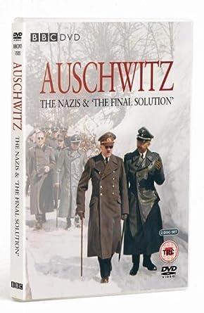 Auschwitz: The Nazis and The Final Solution - 2-DVD Set Auschwitz: Inside the Nazi State Auschwitz: The Nazis & The Final Solution Origen UK, Ningun Idioma Espanol: Amazon.es: Samuel West, Linda Ellerbee,