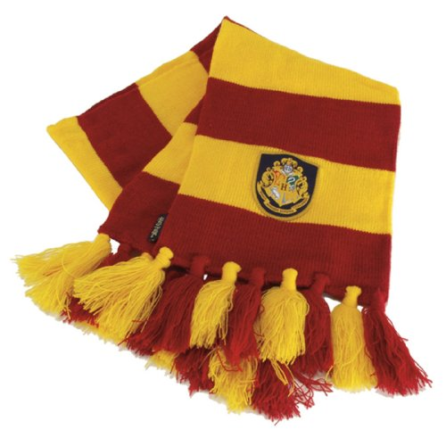 Hogwart's Knit Scarf (Cotton Ball Lamb Costume)