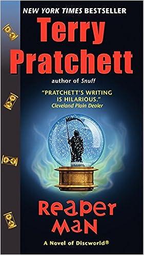 Terry Pratchett - Reaper Man Audiobook Free Online