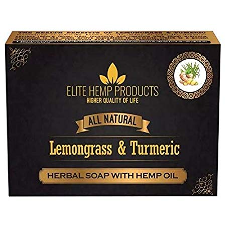 Hemp Detoxifying Cleanser Irritation Lemongrass
