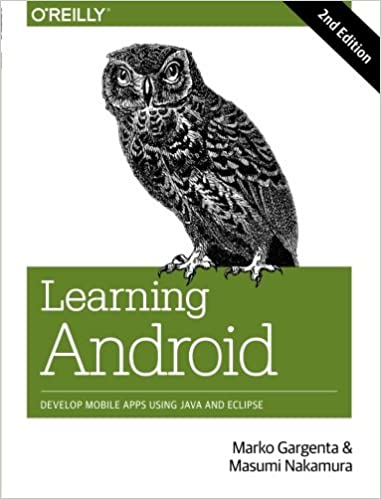with android Learning texts