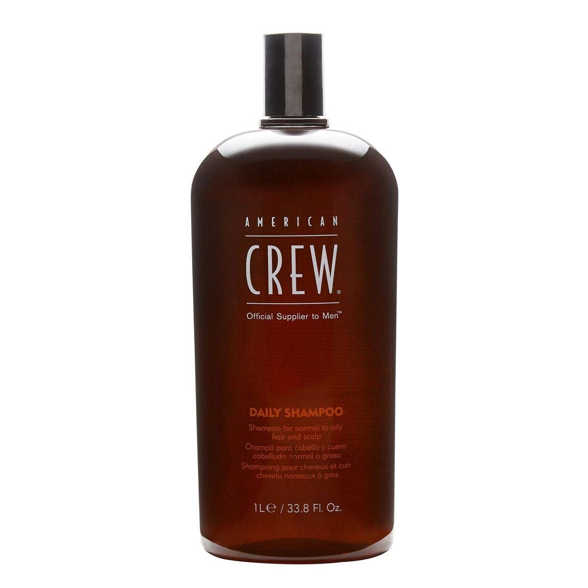 AMERICAN CREW Daily Shampoo, 33.8 Fl. Oz.