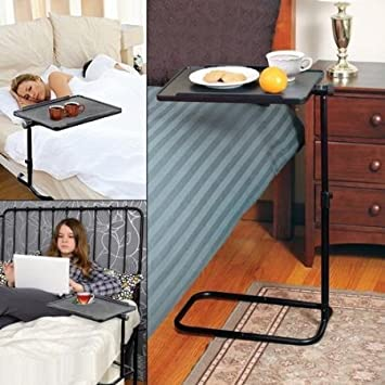 The Ultimate Swivel Bedside Adjustable Hight Table Laptop Desk