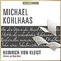 Michael Kohlhaas Audiobook by Heinrich von Kleist Narrated by Sven Görtz