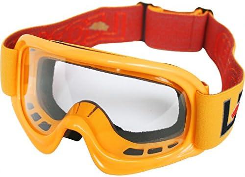 + Helmet /& Gloves M + Goggles } Yellow Leopard Kids Children Motorbike Motocross Set { CAMO Suit M 7-8 Yrs 51-52cm