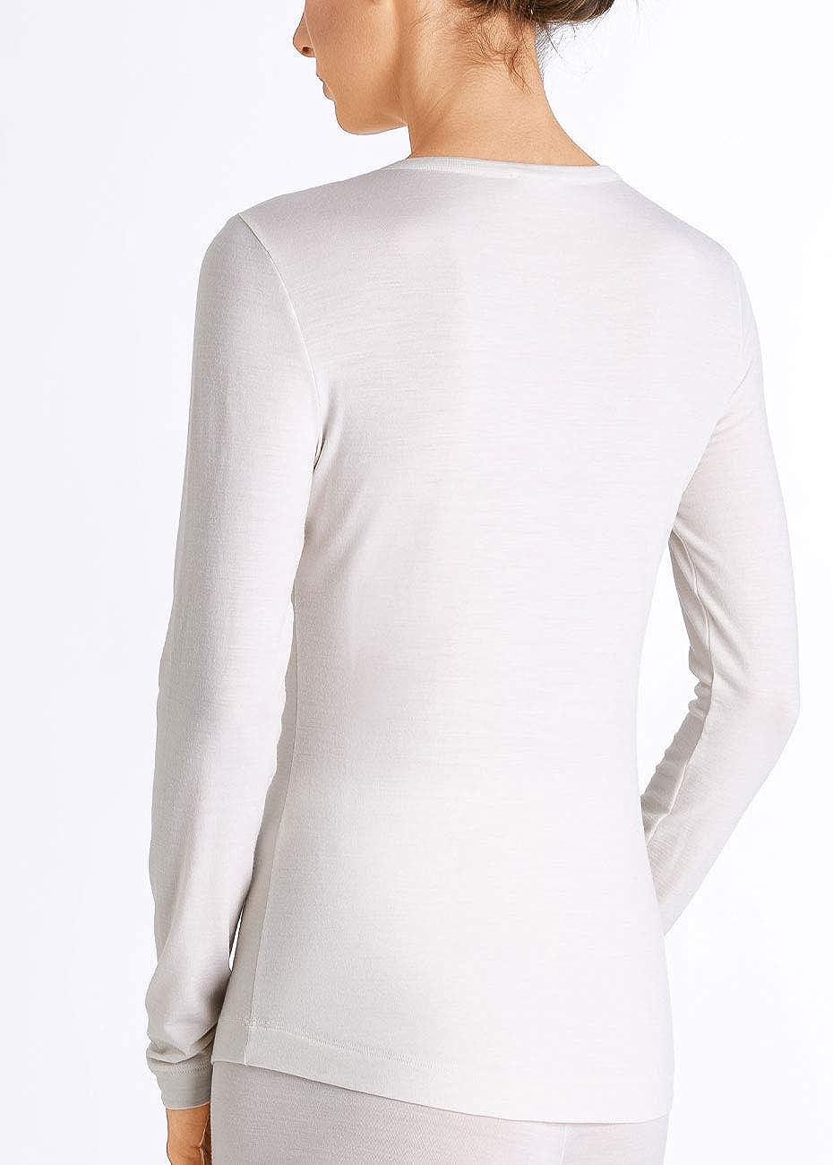 HANRO Womens Hanna Long Sleeve Shirt 72549