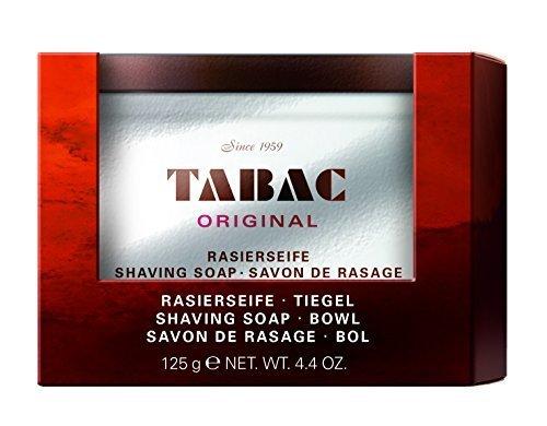 ng Soap Bowl 125 g by Tabac (Tabac Original Shaving Soap)