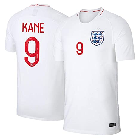 32a876023 Amazon.com   Scshirt 2018 Russia World Cup Kane  10 England Home Soccer  Jersey - Soccer Jersey Size M   Sports   Outdoors