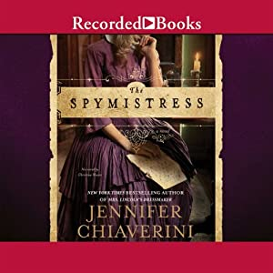 The Spymistress Audiobook