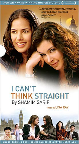 I Can't Think Straight - audiobook