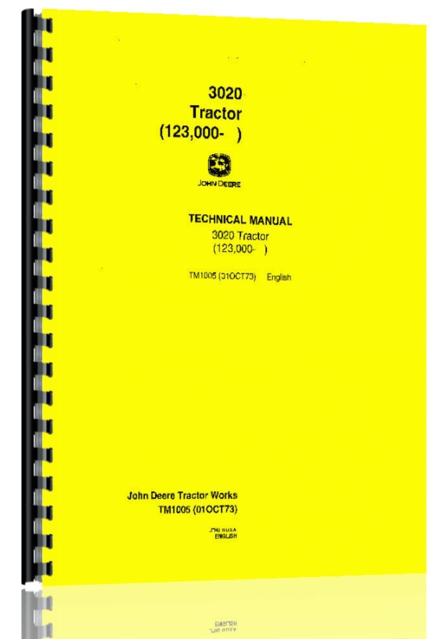 john deere 4230 service manual download