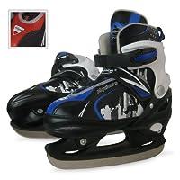 Schlittschuh, verstellbare Eishockeyschlittschuhe -Größenwahl und Farbwahl-