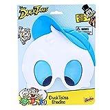 Sunstaches Duck Tales Dewey Sun-Staches Party Supplies, Blue/White, 7