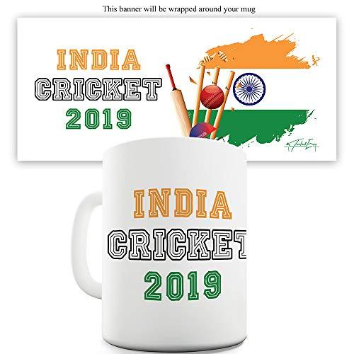 11 OZ Funny Coffee Mug India Cricket 2019