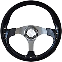 """14"""" Pursuit Performance Steering Wheel For Club Car DS Golf Carts"""