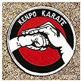 "Kenpo Karate Patch 4"" by AWMA"