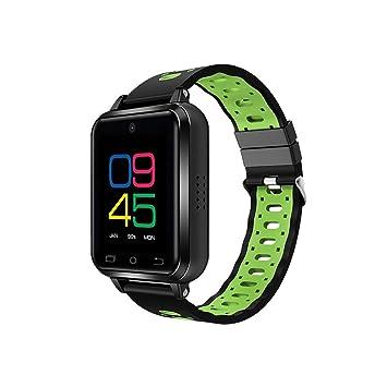 LHJCN Smartwatch con Pulsómetro, Reloj Inteligente ...