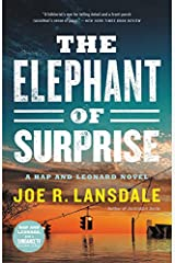 The Elephant of Surprise (Hap and Leonard) Hardcover