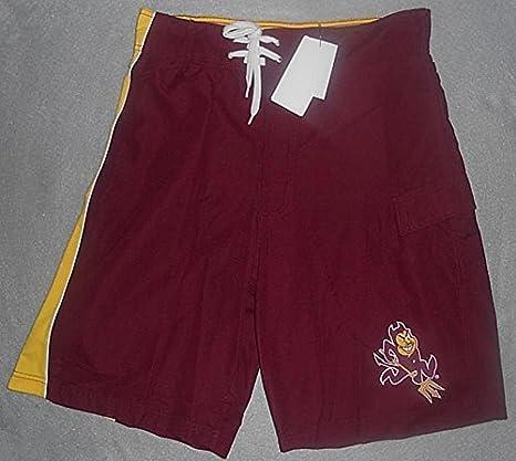 28f042b97e G-III Sports Arizona State NCAA Bathing Suit Swim Trunks Sizes S & M (