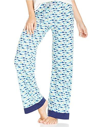 UPC 888113150313, Tommy Hilfiger Long Pajama Pants Lake Fish Flurry XL