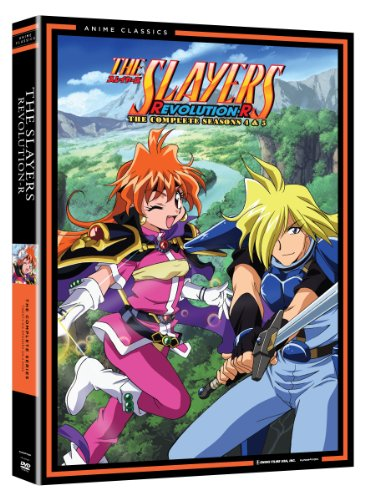 Slayers: Complete Seasons 4 & 5 (Classic)