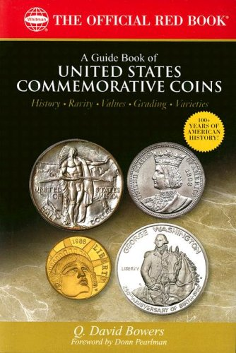 A Guide Book of United States Commemorative Coins (The Official Red Book) ()
