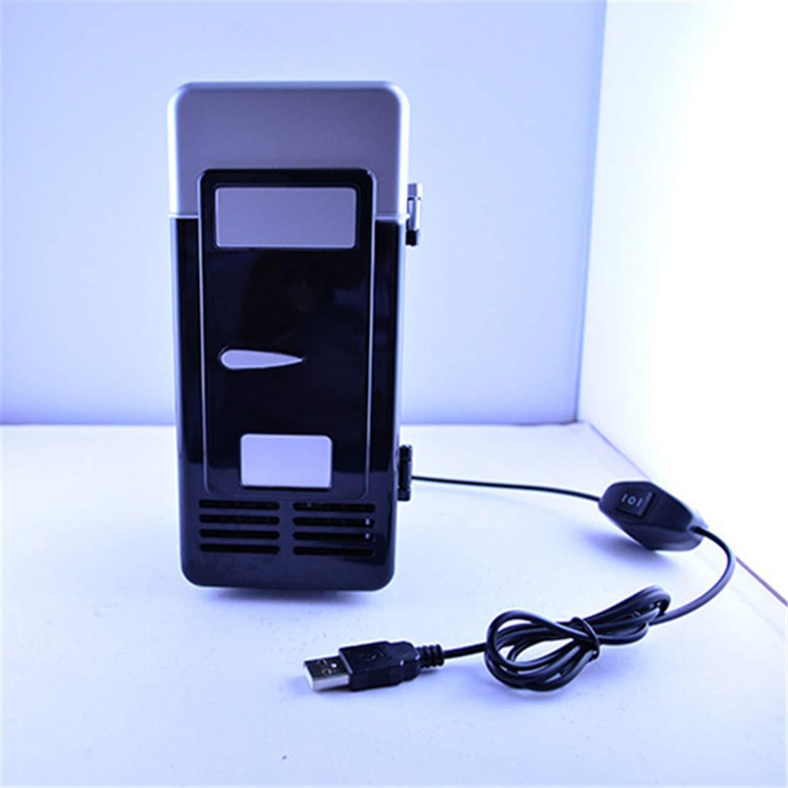 Mini Nevera USB Nevera Nevera para 1 Lata: Amazon.es: Deportes y ...