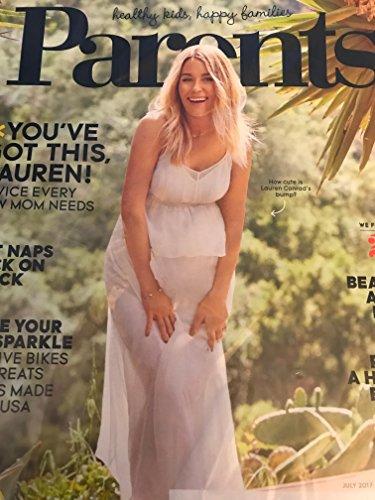Parents Magazine July 2017 Lauren Conrad (in plastic packaging) ()