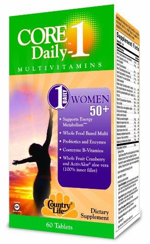 CORE Daily-1 Women's 50+ Gluten-Free - 60 - Tablet