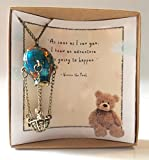 Smiling Wisdom - Hot Air Balloon Necklace Gift Review and Comparison