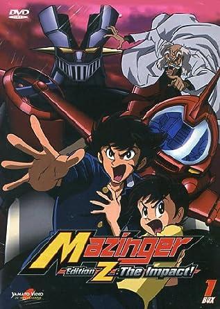 mazinger edition z the impact english
