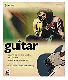 Guitar - PC Pro CD-ROM Software No. 201-00-0471 [Windows 95 and higher, including XP]