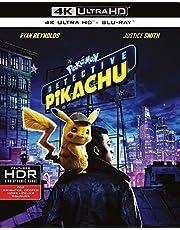 Detective Pikachu (BD 4K)