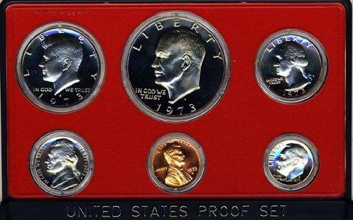 1973 U.S. Mint Proof Set ()