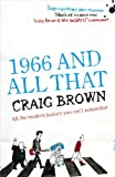 1966 and All That, Craig Brown, 0340897120