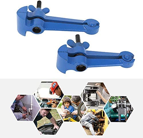 YASE-king Mini Hand Vise, Multi-Pliers Small Heavy-Duty Jaw Vice 40mm Precision Vise Accessories for Machining Small Parts Machinery, Repair, Processing Industries