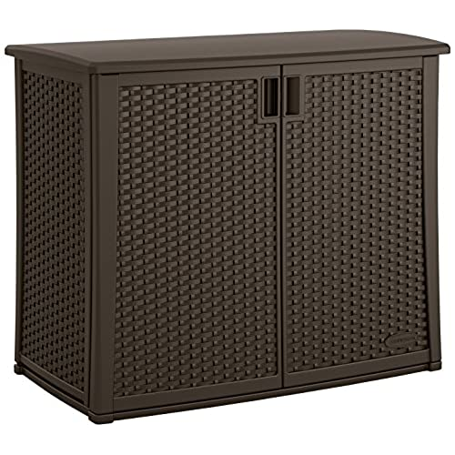 Superieur Suncast Elements Outdoor 40 Inch Wide Cabinet