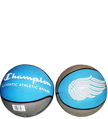 mini balon skill champion basket azul/gris: Amazon.es: Hogar
